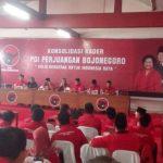 Datang ke Bojonegoro Hasto Gelar Rapat Kader PDIP