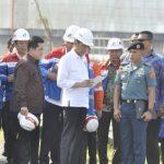 Jokowi : Peralihan Saham Kilang PT. Tuban Petrochemical Industries (TPI) ke PT. Pertamina Harus Tuntas Januari 2020