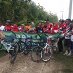 80 Orang Pecinta Alam Tanam 2000 Bibit Jati di Hutan KPH Padangan