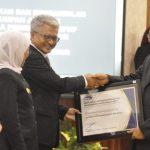 Pemkab Tuban Terima Penghargaan Penyelenggaraan SPIP Level 3