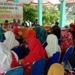 PT BBS Bojonegoro Salurkan CSR di Kecamatan Kedewan