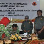 Perhutani Jalin Kerjasama Dengan BPBD Kabupaten Bojonegoro Soal Penanganan Bencana
