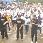 Peduli Ancaman Corona Ronggolawe Pers Solidarity Sosialisasikan Gerakan Hidup Sehat