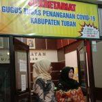 Sekretariat Gugus Tugas Penanganan Covid-19 Tuban Siaga 24 Jam