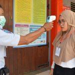 Cegah Penyebaran COVID-19 Lapas Tuban Screening Warga Binaan