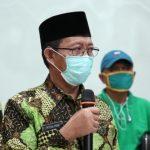 Bupati Huda : 2 Pasien Covid-19 di Tuban Terjangkit Usai Pelatihan Petugas Haji
