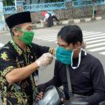 Warga Tuban Wajib Pakai Masker