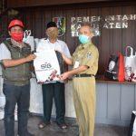 PT Semen Indonesia Bagikan 10 Ribu Paket Sembako Via Baznas