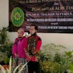 Unggul Tri Esti Muljono Jabat Ketua Pengadilan Negeri  Bojonegoro
