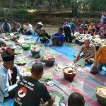 "Usir Wabah Corona Warga Prataan Lakukan Ritual ""Uncal Koin"""