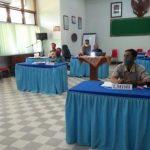 LMDH Ikuti Diklat PS Melalui Video Conference di Kantor KPH Jatirogo.