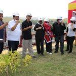 Datang Ke Bojonegoro Ketua DPP PDIP Tinjau Waduk Pacal dan Waduk Gongseng